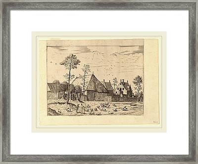 Johannes Van Doetechum, The Elder And Lucas Van Doetechum Framed Print by Litz Collection