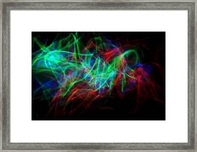 Journeys End Framed Print by Cyryn Fyrcyd