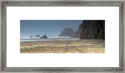 10 Mile Beach Framed Print