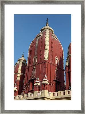 New Delhi, India Framed Print by Charles O. Cecil