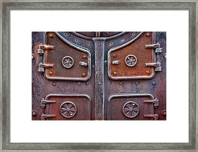 Usa, California, Bodie Framed Print by Jaynes Gallery