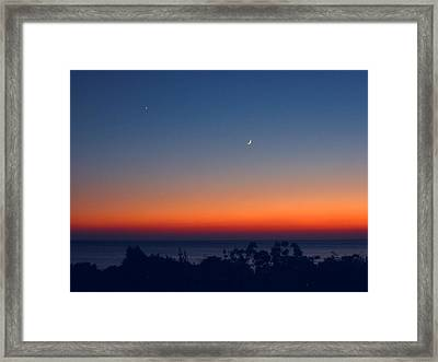 1001 Nights Framed Print by Andreas Thust