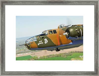 100418-f-5964b-1401 Framed Print by Mountain Dreams