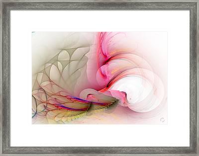 1010 Framed Print by Lar Matre