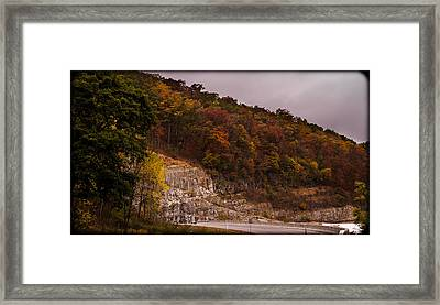 101214-60 Framed Print by Mike Davis