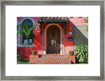1014 Framed Print by Bob Whitt
