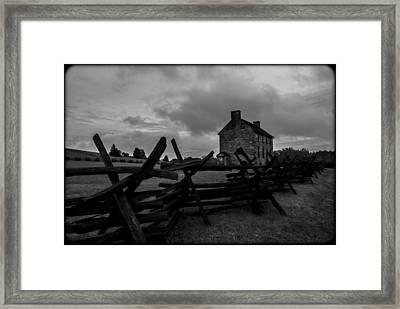 101414-251 Framed Print