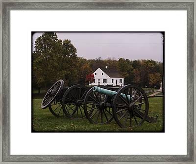 101514-17 Framed Print by Mike Davis