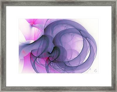 1023 Framed Print