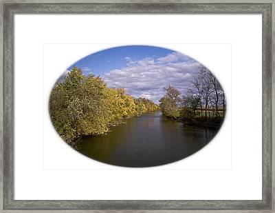 102513-37 Framed Print by Mike Davis