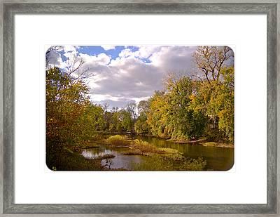 102513-51 Framed Print by Mike Davis