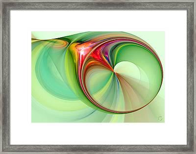 1028 Framed Print by Lar Matre
