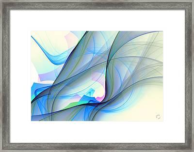 1042 Framed Print by Lar Matre