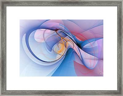 1049 Framed Print