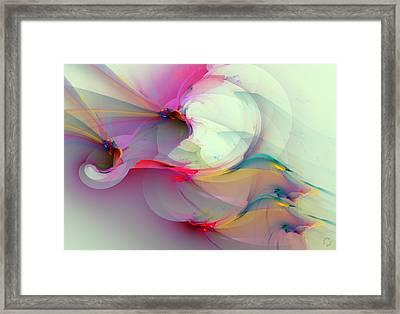 1059 Framed Print by Lar Matre
