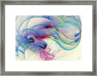 1060 Framed Print by Lar Matre