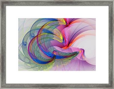 1064 Framed Print by Lar Matre