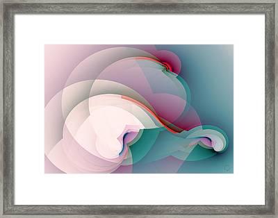 1065 Framed Print