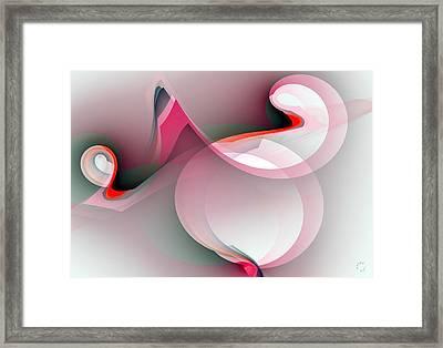 1067 Framed Print