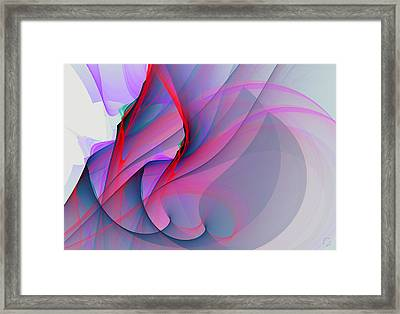 1071 Framed Print