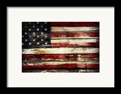 Patriotic Framed Prints