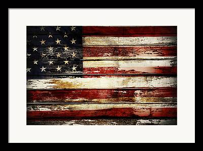 Patriotic Photographs Framed Prints