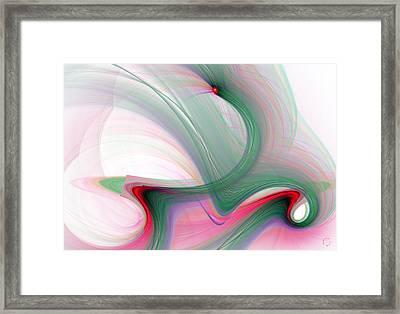 1082 Framed Print by Lar Matre