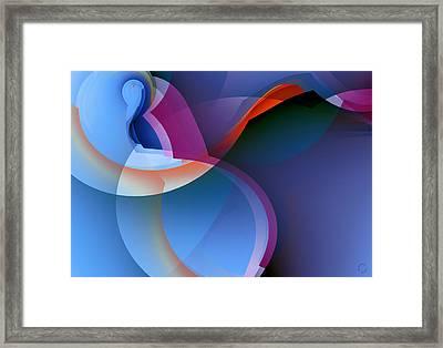 1083 Framed Print