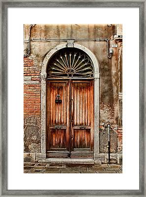1084-venice Italy Framed Print