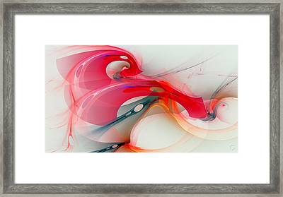 1095 Framed Print by Lar Matre
