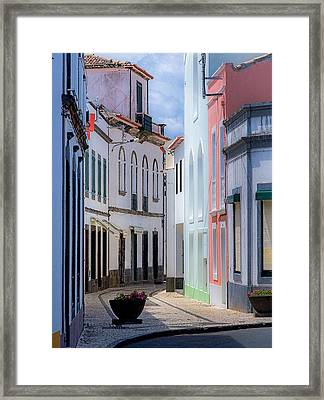 10am2 Framed Print