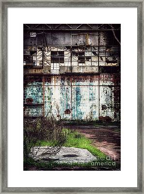 Abandoned Sugarmill Framed Print by Traven Milovich