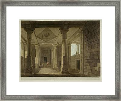 Antiquities Of India Framed Print