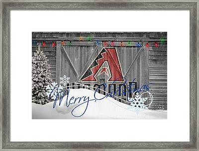 Arizona Diamondbacks Framed Print