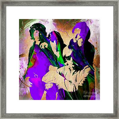 The Doors Collection Framed Print by Marvin Blaine