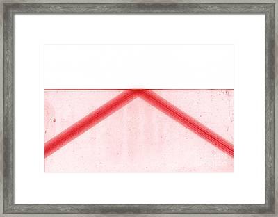 Total Internal Reflection Framed Print by GIPhotoStock