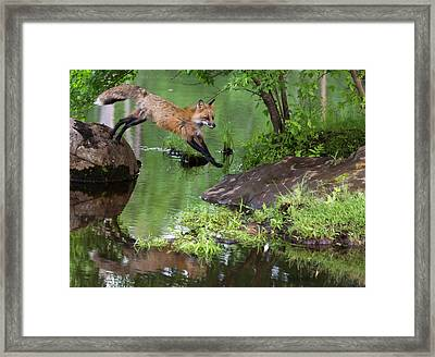 Usa, Minnesota, Sandstone, Minnesota Framed Print by Jaynes Gallery