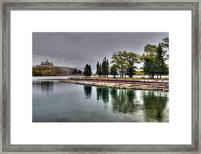 Waterton Alberta Canada Framed Print by Paul James Bannerman