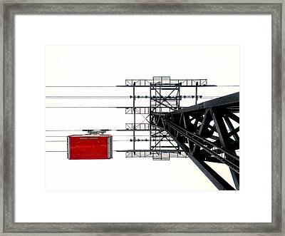 110 People Max Framed Print
