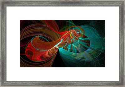 1100 Framed Print by Lar Matre