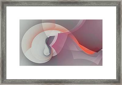 1104 Framed Print by Lar Matre