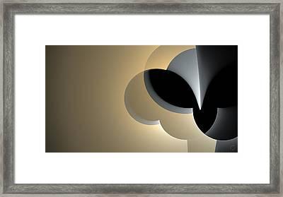 1106 Framed Print
