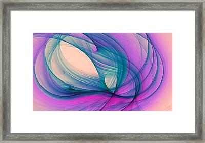 1111 Framed Print