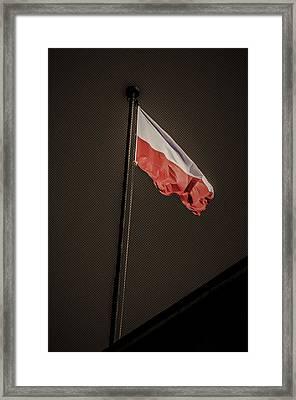 11.11 National Polish Independence Day Framed Print by Adam Budziarek