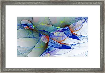 1112 Framed Print by Lar Matre