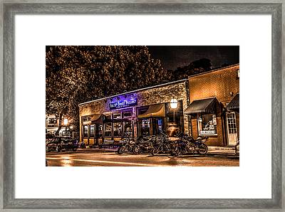 Framed Print featuring the photograph 11th St. Precinct by Ray Congrove