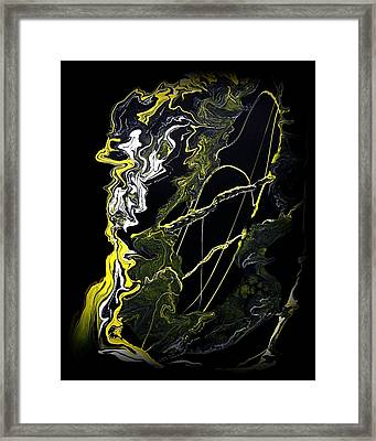 Abstract 21 Framed Print