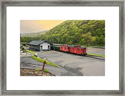 Cass Scenic Railroad Framed Print