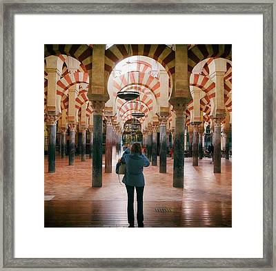 Cordoba, Spain Framed Print by Ken Welsh