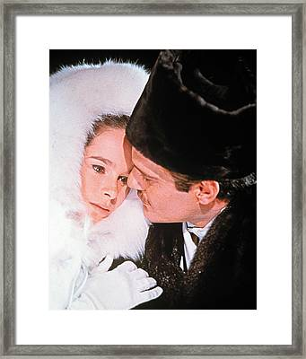 Doctor Zhivago  Framed Print by Silver Screen